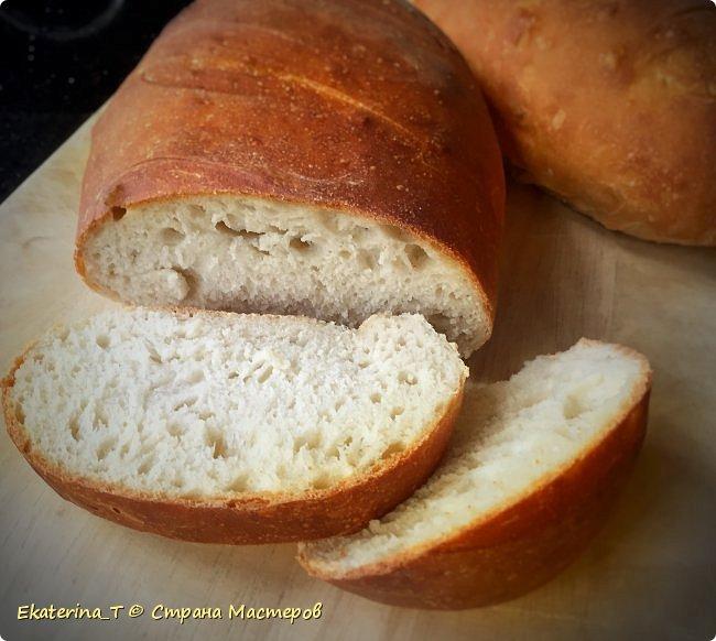 Хлебушек домашний (с рецептом) фото 1