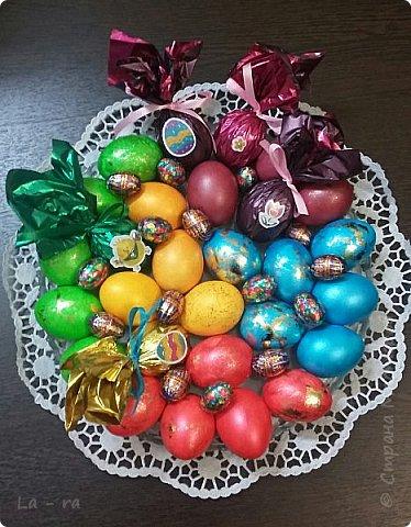 Поздравляю всех со светлым праздником Пасхи. Представляю мои результаты подготовки к празднику.    фото 3
