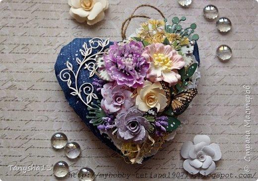 Привет,привет!!! Это снова я ))).В этом посте решила Вам показать мягкие тканевые валентинки,и коробочки для подарков и сладких подарков.Первое фото. Мягкое тканевое сердечко. фото 2