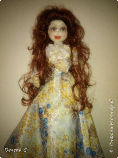 Кукла для хранения пакетов фото 1