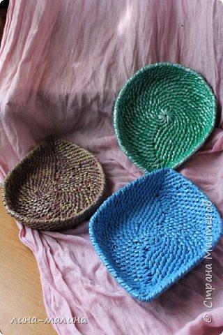 После МК Елены Тищенко,плетение из корня-проще простого фото 1