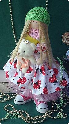 Интерьерная кукла фото 5