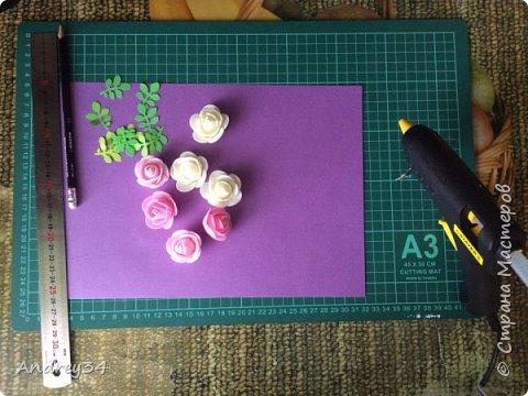 Я решил сделать мини-подарочек)) Декор открытки на день рождения) фото 2