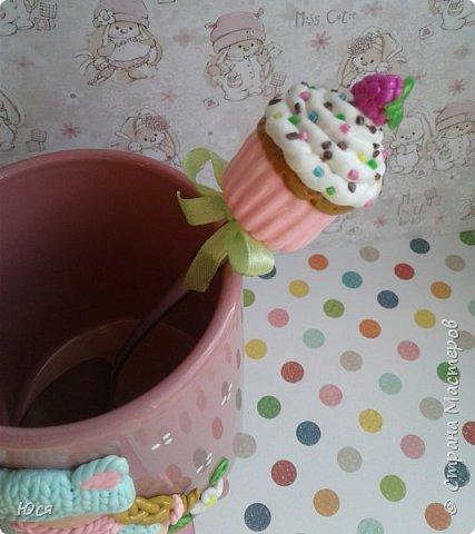 Такой вот комплект у меня получился в подарок маленькой девочке. фото 3