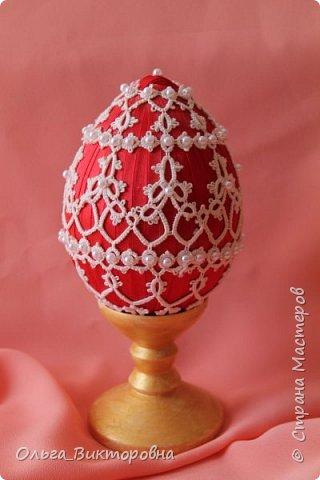 Праздники прошли, сувениры радуют своих хозяев.  Яйцо с изображенным на нем дубовым листочком было подарено хозяину дома, поскольку дубовые листья и желуди являются символом мужского начала. фото 9