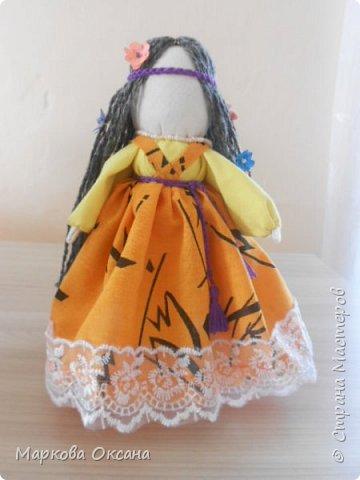 Добрый вечер! Поздравляю всех с праздником Светлой Пасхи! Принимайте - куклы обереги! фото 13