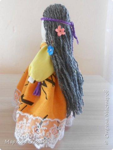 Добрый вечер! Поздравляю всех с праздником Светлой Пасхи! Принимайте - куклы обереги! фото 14