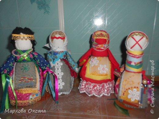 Добрый вечер! Поздравляю всех с праздником Светлой Пасхи! Принимайте - куклы обереги! фото 1