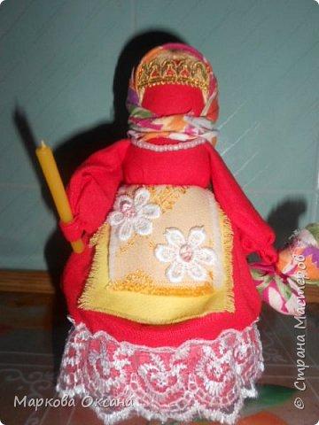 Добрый вечер! Поздравляю всех с праздником Светлой Пасхи! Принимайте - куклы обереги! фото 2