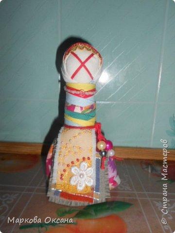 Добрый вечер! Поздравляю всех с праздником Светлой Пасхи! Принимайте - куклы обереги! фото 4