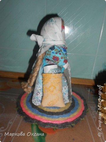 Добрый вечер! Поздравляю всех с праздником Светлой Пасхи! Принимайте - куклы обереги! фото 7