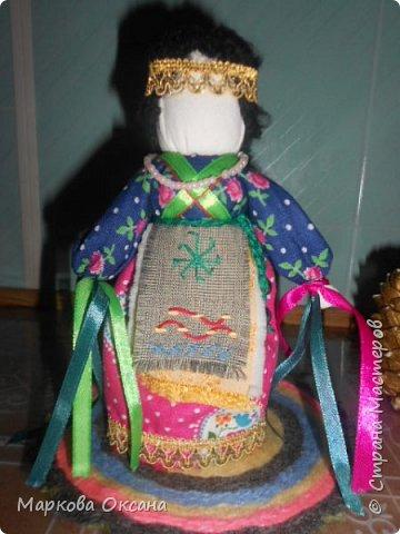 Добрый вечер! Поздравляю всех с праздником Светлой Пасхи! Принимайте - куклы обереги! фото 9