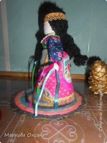 Добрый вечер! Поздравляю всех с праздником Светлой Пасхи! Принимайте - куклы обереги! фото 10