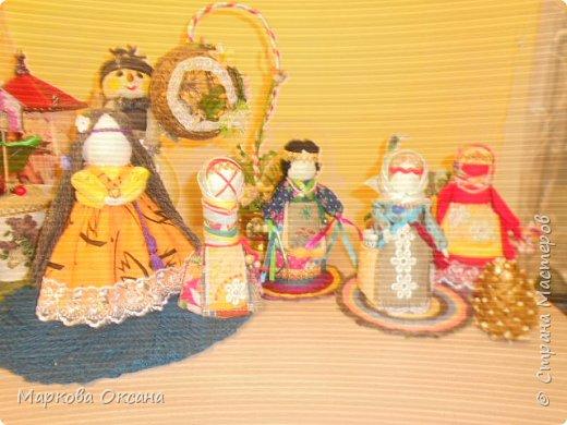 Добрый вечер! Поздравляю всех с праздником Светлой Пасхи! Принимайте - куклы обереги! фото 12