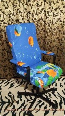 Купила я год назад за 6000 кресло. Помню долго денежку копила,но разорилась я на него. И через год,оно стало таким... фото 4