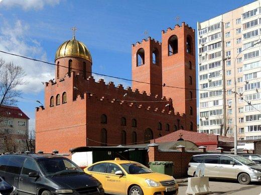 Храм Мат Марьям (во имя Пресвятой Девы Марии) Москва,Шарикоподшипниковская улица,14 строение 3 фото 1