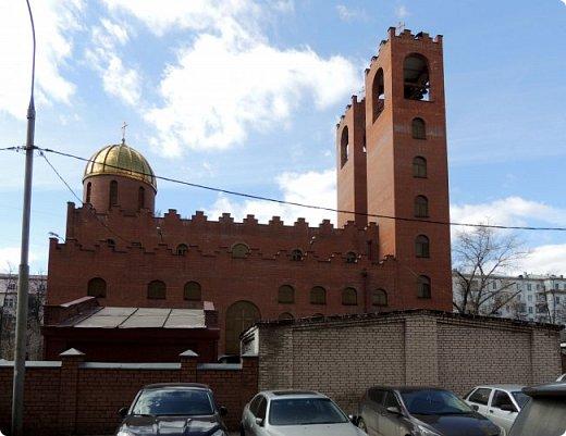Храм Мат Марьям (во имя Пресвятой Девы Марии) Москва,Шарикоподшипниковская улица,14 строение 3 фото 2