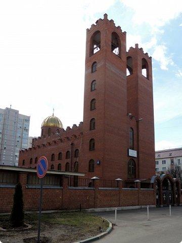 Храм Мат Марьям (во имя Пресвятой Девы Марии) Москва,Шарикоподшипниковская улица,14 строение 3 фото 3