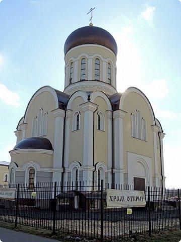 Москва. Церковь Алексия старца Московского. фото 4