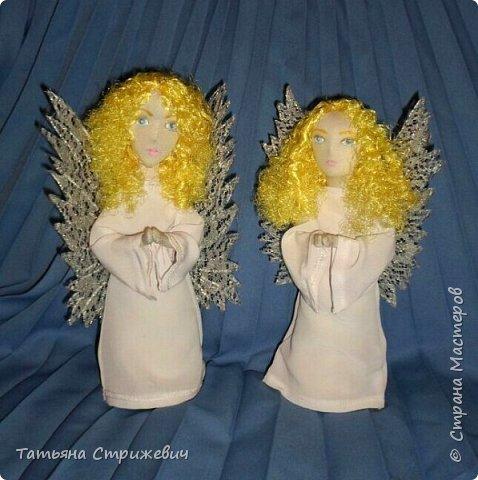 Пасхальные ангелы фото 1