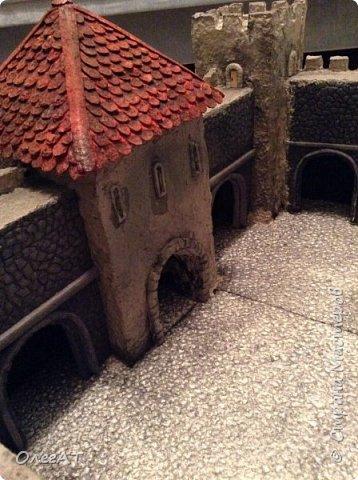 Средневековый замок фото 5