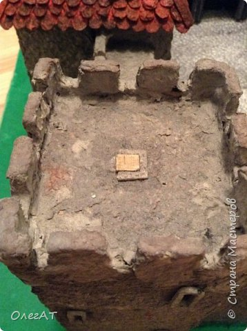 Средневековый замок фото 2