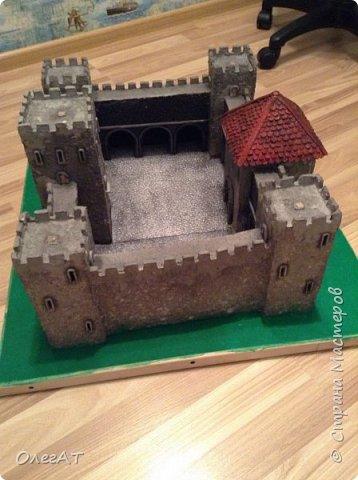 Средневековый замок фото 3