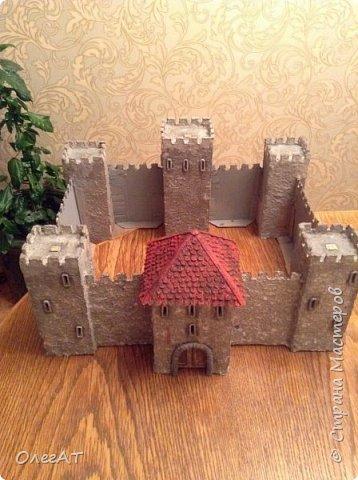 Средневековый замок фото 4