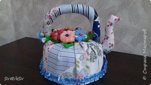мадам Брошкина на чайник фото 4