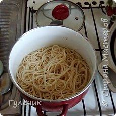 Сегодня приготовила лагман без заморочек, то есть сам лагман из теста катать и лепить не буду, сварю спагетти, итак приступим) фото 14