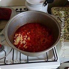Сегодня приготовила лагман без заморочек, то есть сам лагман из теста катать и лепить не буду, сварю спагетти, итак приступим) фото 11