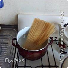 Сегодня приготовила лагман без заморочек, то есть сам лагман из теста катать и лепить не буду, сварю спагетти, итак приступим) фото 12