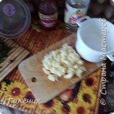 Сегодня приготовила лагман без заморочек, то есть сам лагман из теста катать и лепить не буду, сварю спагетти, итак приступим) фото 10