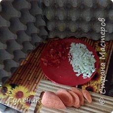Сегодня приготовила лагман без заморочек, то есть сам лагман из теста катать и лепить не буду, сварю спагетти, итак приступим) фото 4