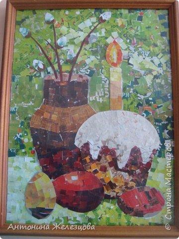 Традиционный пасхальный концерт сопровождается выставкой детских работ.  фото 4