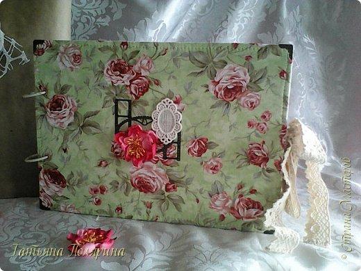 Скрап Альбом и подарочный пакет на день рождения. фото 3