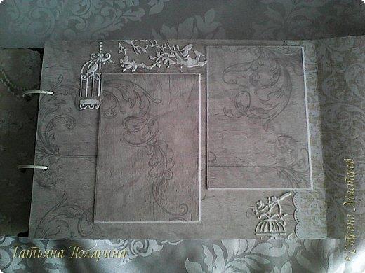 Скрап Альбом и подарочный пакет на день рождения. фото 6