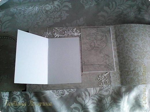 Скрап Альбом и подарочный пакет на день рождения. фото 7