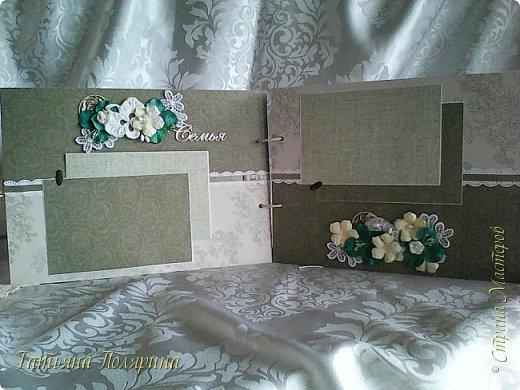 Скрап Альбом и подарочный пакет на день рождения. фото 8
