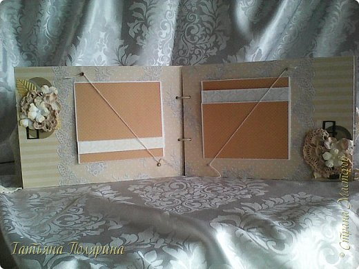 Скрап Альбом и подарочный пакет на день рождения. фото 10
