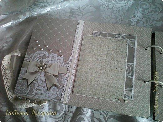 Скрап Альбом и подарочный пакет на день рождения. фото 14