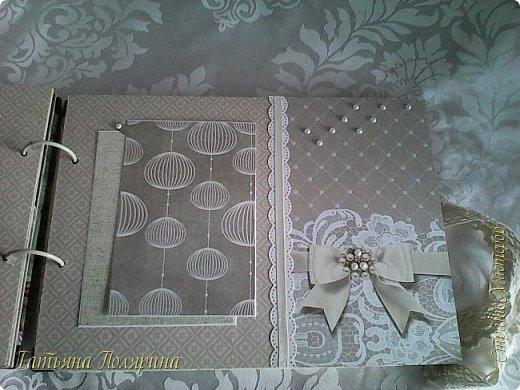 Скрап Альбом и подарочный пакет на день рождения. фото 15