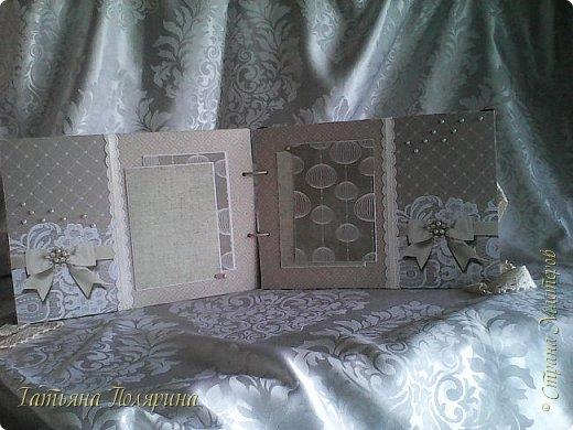 Скрап Альбом и подарочный пакет на день рождения. фото 13