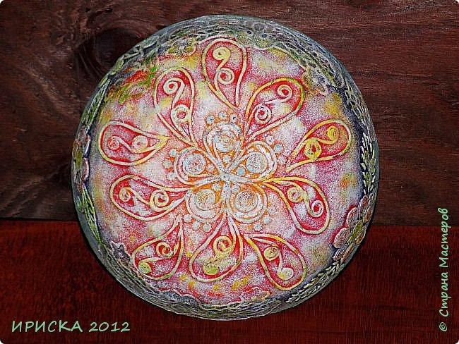Привет всем гостям моей странички!!! С этой композицией я участвовала в 3 конкурсе в прекрасной технике пейп-арт Татьяны Сорокиной:  1-е голосование  http://stranamasterov.ru/node/1089996  , 2-е голосование http://stranamasterov.ru/node/1091433,  награждение http://stranamasterov.ru/node/1093141?c=favusers    фото 15