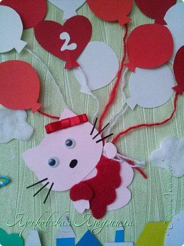 Панно для поздравлений, на день рождения дочери, дополнения к набору http://stranamasterov.ru/node/1086308 фото 2