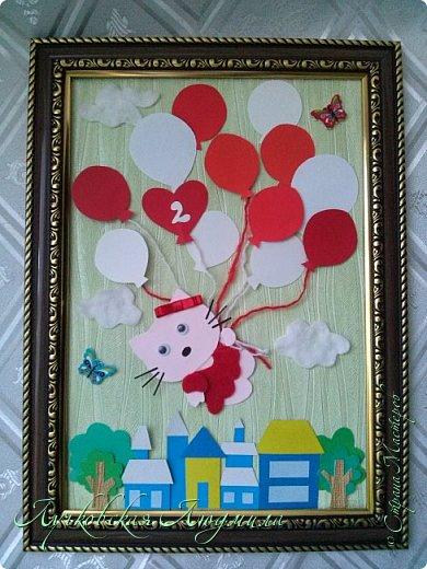 Панно для поздравлений, на день рождения дочери, дополнения к набору http://stranamasterov.ru/node/1086308 фото 1