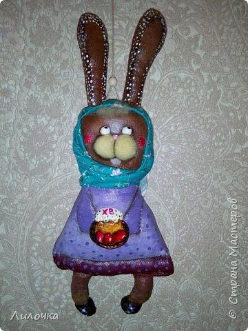 Заяц на Пасху