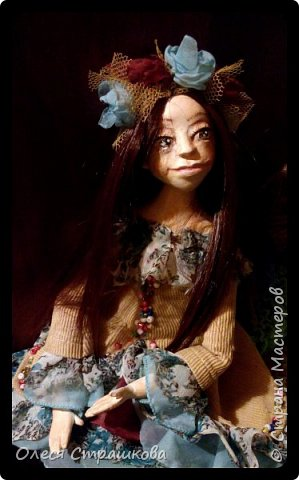 Добрый день! Знакомьтесь- Диана. Кукла болтушка. Не стоит самостоятельно, только сидит. Очень подвижна, принимает  любые позы. фото 1
