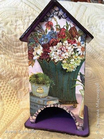 """Чайный домик """" Цветочный"""" фото 1"""