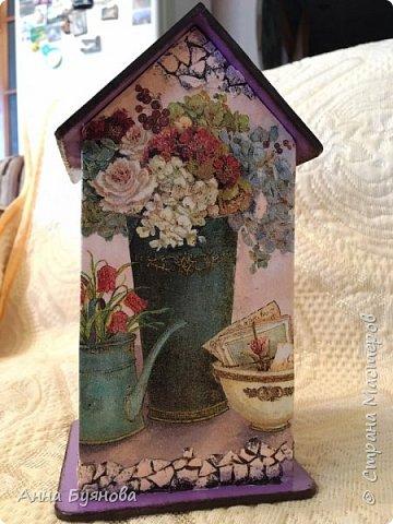 """Чайный домик """" Цветочный"""" фото 3"""